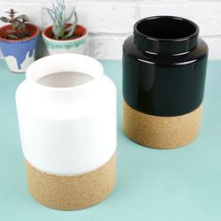 Ceramic Cork Vase