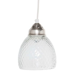 Vintage Style Glass Lampshade Fixture