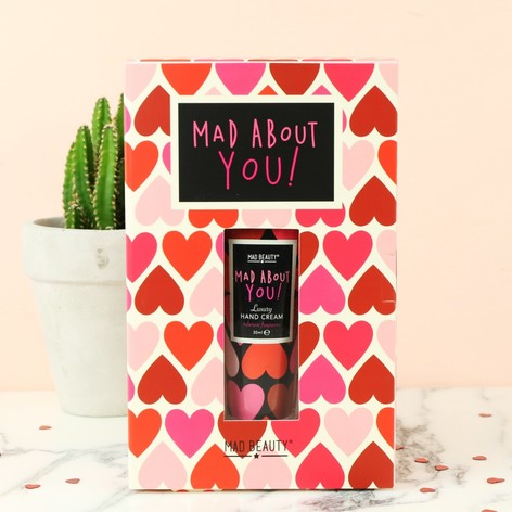 Mad Beauty 'Mad About You' Hand Cream Gift Box
