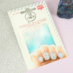 Beauty Junky Iridescent Nail Stickers
