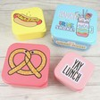 Children's Stack Me! Lunch Boxes
