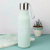 WLLT 'Hydrate Feel Great' Water Bottle