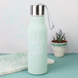 WLLT 'Hydrate Feel Great' Water Bottle