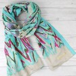 Lisa Angel Ladies' Personalised Birds of Paradise Scarf