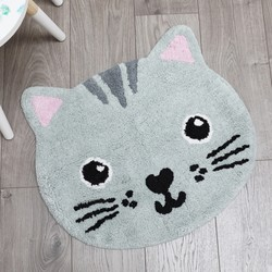 Sass & Belle Kawaii Cat Bath Mat