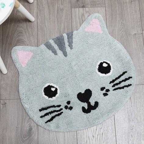 Sass & Belle Kawaii Cat Bath Mat