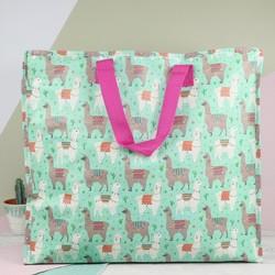 Sass & Belle Llama Storage Bag
