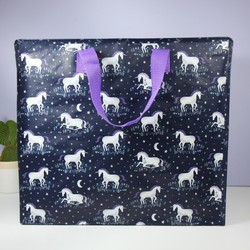 Sass & Belle Starlight Unicorn Storage Bag