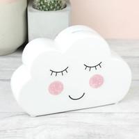 Sass & Belle Sweet Dreams Cloud Money Box