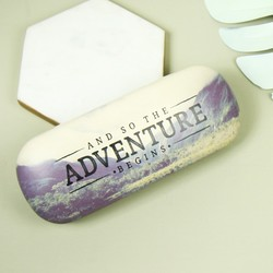 Sass & Belle 'Adventure' Wanderlust Glasses Case