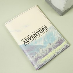 Sass & Belle 'Adventure' Wanderlust Passport Holder