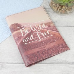 Sass & Belle 'Be Wild and Free' Wanderlust Passport Holder