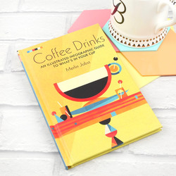 Coffee Drinks Book