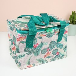 Botanical Tropics Lunch Bag