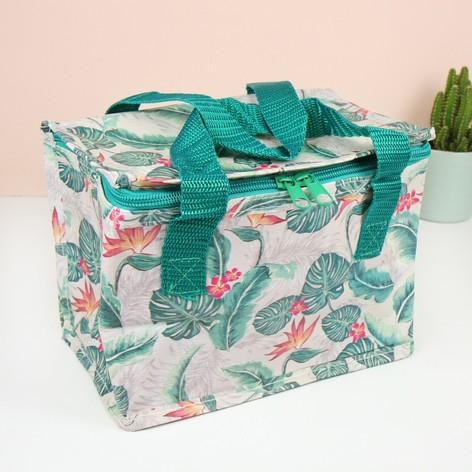 Botanical Tropics Lunch Bag