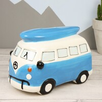 Ceramic Campervan Money Box