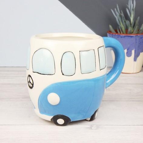 Ceramic Campervan Mug