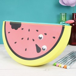 Watermelon Scented  Pencil Case