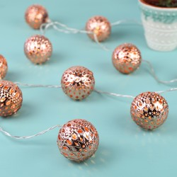 Temerity Jones Kasbah Copper String Lights