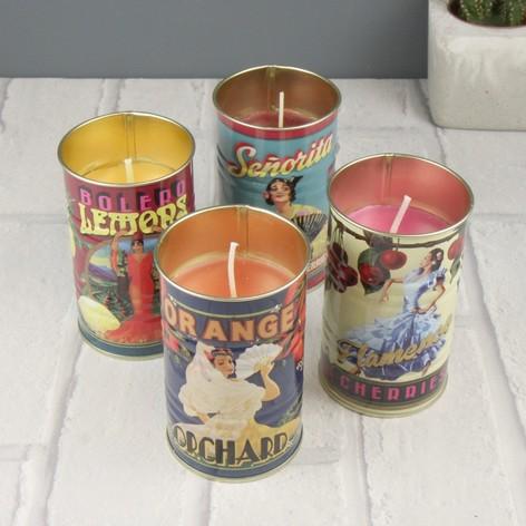 Temerity Jones Mini Tin Summer Candle