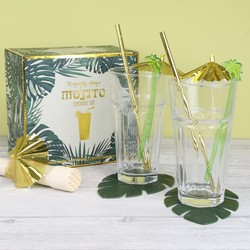Temerity Jones Mojito Cocktail Gift Set