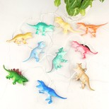 House of Disaster Colourful Dinosaur String Lights