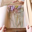 Lisa Angel Ladies' Pastel Dried Flowers Letterbox Gift
