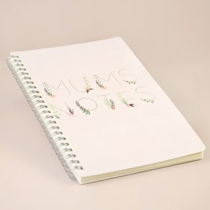 Mum's Notes Notebook